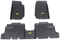 jeep wrangler mats bestop front and rear floor liners review 2013 jeep wrangler
