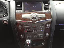 on the road review infiniti on the road review nissan armada platinum mount desert islander