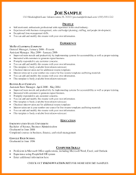 easy resume template 10 free basic resume templates resume type