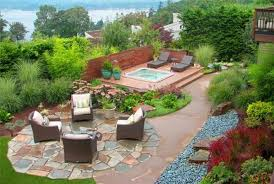 pinterest sloping best small sloped front yard landscaping ideas