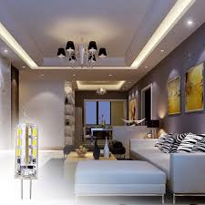 Wohnzimmer Lampe Energiesparlampe Xcsource 10x Led 1 5 Watt G4 12v Led Lampe Glühbirne Birne
