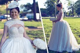 paper wedding dress a flushing alumna in top 10 of toilet paper wedding dress