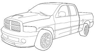 dodge truck coloring pages dodge charger coloring pages high resolution coloring dodge