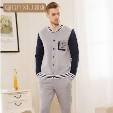 sweater pajamas qianxiu s pajamas autumn winter sleeve sleepwear