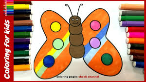 butterfly coloring pages 4th grade colours for kids 2017 learn