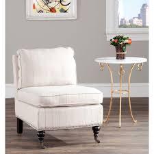 Armless Slipper Chair Ore International Red U0026 Black Storage Slipper Chair Hb4357r The