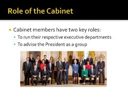 15 Cabinet Departments And Their Duties Chapter 15 Presentation