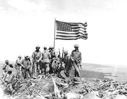 Soldiers Lifting Flag Lesser Known Images Tell The Real Story Behind That Iconic Iwo