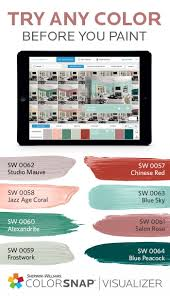 sherwin williams color 198 best colorsnap system for painting images on pinterest paint