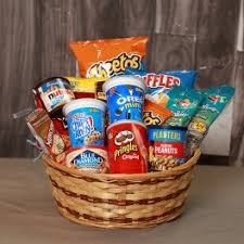 snack basket delivery get well flower delivery in waterloo bountiful blossoms