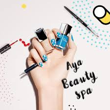38 off aya beauty manicure pedicure service nail salons