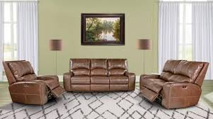 Recliner Leather Sofa Living Room Sofas Sofa Recliners Urban Living Store