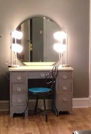 Make Up Mirrors With Lighted Best 25 Vanity Set With Lights Ideas Only On Pinterest Vanity