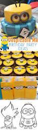 minion birthday party u2013 16 bit crafting
