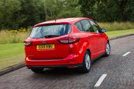 ford focus c max boot space ford c max review auto express