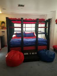 rocky balboa bedroom at the ever after estate near orlando florida this 400 square foot bedroom boasts a king sized