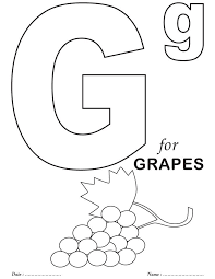 lowercase letter g coloring page printables alphabet g coloring sheets colouring activity