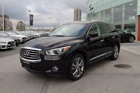 nissan infiniti qx60 2015 infiniti qx60 technology package no accident claim bc one