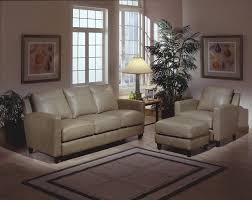 living set omnia leather skyline leather configurable living room set