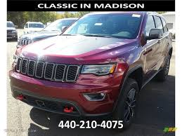 jeep grand cherokee trailhawk 2017 velvet red pearl jeep grand cherokee trailhawk 4x4 116344123