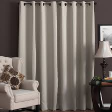 Blackout Curtain Panels With Grommets Ultimate Blackout Grommet Top Patio Curtain Panel 112 X 84