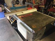 table saw with dado capacity delta table saw ebay