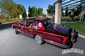 Old Lincoln Town Car 1994 Lincoln Town Car Lowrider Magazine