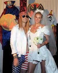 duchess halloween costume 15 celebrities who went bridal for halloween martha stewart weddings