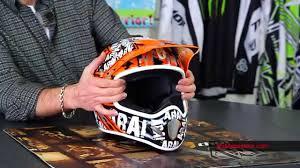 motocross helmet review 2014 arai vx pro3 motocross helmet review at mxmegastore com youtube
