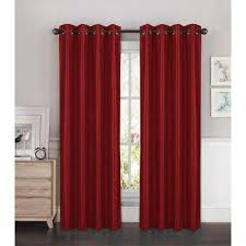 Burgundy Curtains Living Room Burgundy Curtains U0026 Drapes Window Treatments The Home Depot