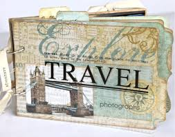 travel photo album novel approach melodee langworthy travel album