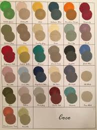 mixing chalk paint colors 50 50 annie sloan vintage now modern