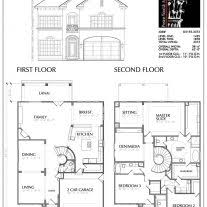 cottage house floor plans home architecture home design modern story house floor plans