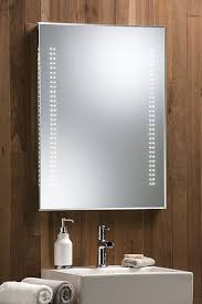 Illuminated Bathroom Wall Mirror - illuminated bathroom wall mirror motion sensor sensor switch