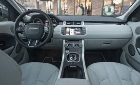 land rover range rover 2016 interior 2014 land rover range rover evoque information and photos