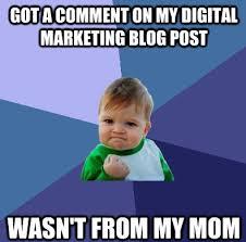 Marketing Meme - five tips on using memes in digital marketing