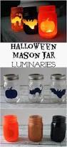halloween mason jar luminaries princess pinky