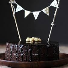 eggless chocolate bottle gourd cake using yogurt with ovaltine