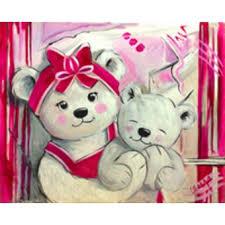 cadre ourson chambre bébé tableau pour chambre bb fille beautiful stickers papillons gris