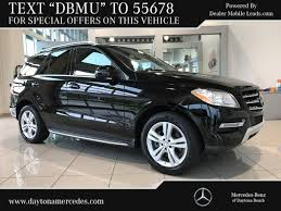 mercedes m suv certified pre owned 2013 mercedes m class ml 350 suv in