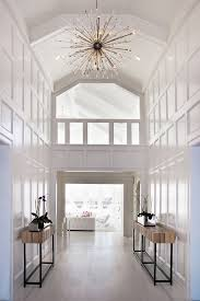 Chandeliers For Foyers Entryway Chandeliers Ectocon With Regard To Stylish Household