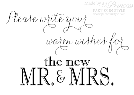 wedding guest book sign warm wishes for the mr and mrs guest book wedding reception sign