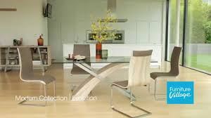 glass dining tables u0026 sets evolution furniture furniture