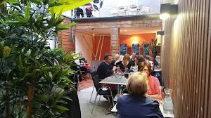 Restaurant Toulouse terrasse L Atelier 65