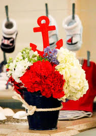 Baby Shower Flower Centerpieces Exciting Nautical Centerpieces For Baby Shower 76 For Your