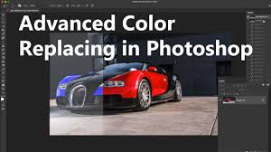lensvid editing tip replacing color of an object in photoshop