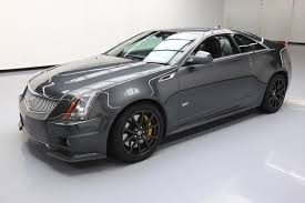 2014 cadillac cts v coupe 2014 cadillac cts v coupe 6 speed supercharged nav 22k at
