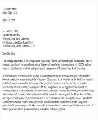 sample academic advisor cover letter sample academic advisor
