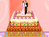 wedding cake factory games