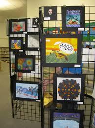 art show ideas the art studio at carlson fwisd elementary art show 2010